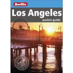 Los Angeles útikönyv Berlitz Pocket Guide, angol 2016