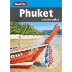Phuket útikönyv Berlitz 2016  angol