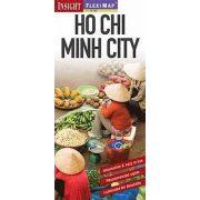 Ho Chi Minh City térkép Insight Flexi Map 2014 1:15 000