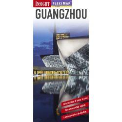 Guangzhou térkép Insight 1:16 000