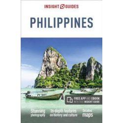 Fülöp-szigetek útikönyv Philippines Insight Guides Philippines Guide 2017 angol
