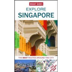 Szingapúr útikönyv, Singapore útikönyv Insight Guides Smart Guide - angol 2015