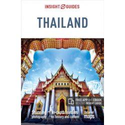 Thailand Thaiföld útikönyv Insight Guides Nyitott Szemmel-angol 2016