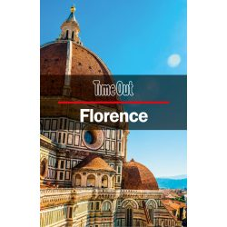 Florence útikönyv, Firenze útikönyv Time Out angol guide 2017