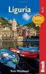 Liguria útikönyv Ligúr-part útikönyv Liguri Bradt 2016 - angol