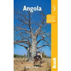Angola útikönyv Bradt Guide, angol 2019