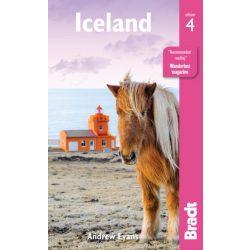 Iceland Guide Bradt, Izland útikönyv 2017 - angol