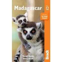 Madagascar Bradt Guide Madagaszkár útikönyv  2017 - angol