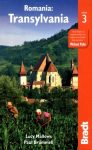 Románia útikönyv Transylvania Guide Bradt angol 2017
