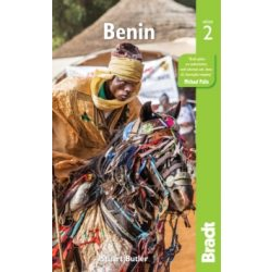Benin útikönyv Bradt 2019 - angol