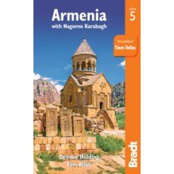 Armenia útikönyv Bradt Örményország útikönyv 2018