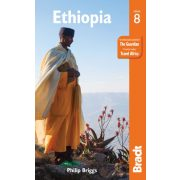 Etiópia Ethiopia útikönyv Bradt 2018 - angol