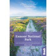 Exmoor National Park útikönyv (Slow Travel) Bradt Guide, angol 2019