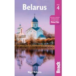 Belarus útikönyv Bradt 2018 - angol Belorusszia útikönyv Fehér Oroszország útikönyv