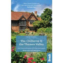 The Chilterns & The Thames Valley útikönyv (Slow Travel) Bradt Guide, angol 2019