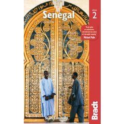 Senegal útikönyv Bradt 2019, Szenegál útikönyv angol