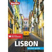 Lisbon Pocket Guide, Lisszabon útikönyv Berlitz 2018 - angol