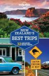 New Zealand's Best Trips Lonely Planet Új-Zéland útikönyv 2016
