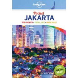 Jakarta útikönyv Lonely Planet 2017