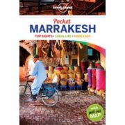 Marrakesh útikönyv Pocket Lonely Planet  2017