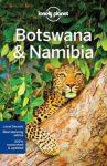 Botswana útikönyv, Botswana Namibia Lonely Planet, Namíbia útikönyv 2017