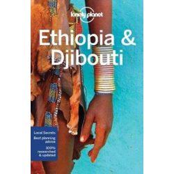 Ethiopia útikönyv, Ethiopia & Djibouti Lonely Planet Etiópia útikönyv 2017