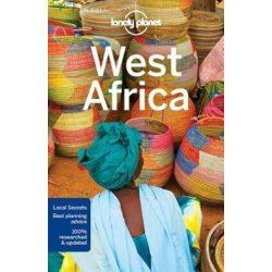 Afrika útikönyv, West Africa Lonely Planet  2017