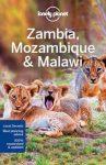 Zambia útikönyv, Zambia Mozambique Malawi Lonely Planet útikönyv  2017