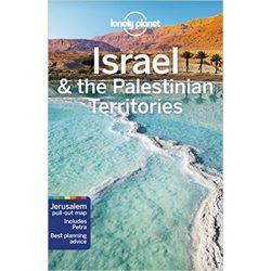 Israel Palestinian Territories Israel Lonely Planet Guide Izrael útikönyv 2018