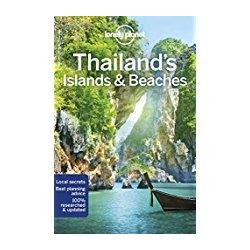 Thailand's Islands & Beaches Lonely Planet útikönyv 2018