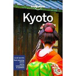 Kyoto útikönyv Lonely Planet 2018