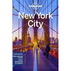 New York City útikönyv Lonely Planet 2018 New York útikönyv