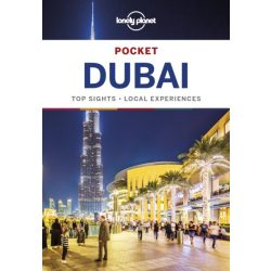 Dubai útikönyv Dubai Lonely Planet Pocket Guide 2018