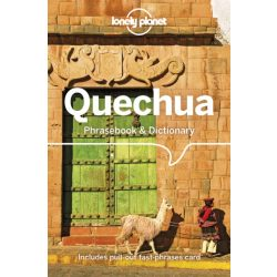 Lonely Planet Quechua Phrasebook & Dictionary kecsua szótár