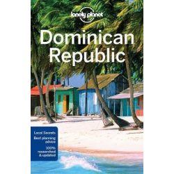 Dominican Republic Lonely Planet Dominican útikönyv 2017 Dominika útikönyv
