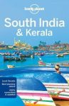 India, South India & Kerala Lonely Planet útikönyv Dél-India útikönyv 2017