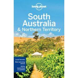Ausztrália útikönyv, South Australia & Northern Territory Lonely Planet 2017