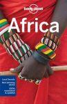 Africa Lonely Planet, Afrika útikönyv  2017