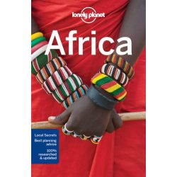 Africa Lonely Planet, Afrika útikönyv  2017