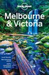 Melbourne útikönyv, Melbourne & Victoria Lonely Planet  2017