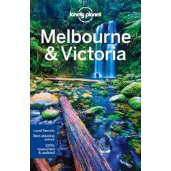 Melbourne útikönyv, Melbourne & Victoria Lonely Planet  2017