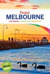 Melbourne útikönyv Pocket Lonely Planet 2017