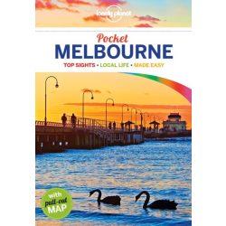 Melbourne útikönyv Pocket Lonely Planet 2017