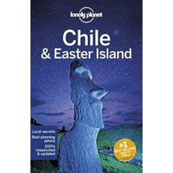 Chile & Easter Island Lonely Planet Chile útikönyv 2018