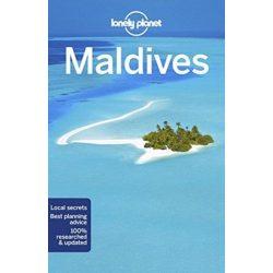 Maldív-szigetek útikönyv Lonely Planet Maldives útikönyv  2018
