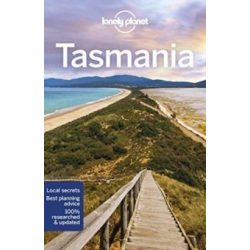 Tasmania útikönyv Lonely Planet  2018