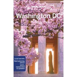 Washington DC  útikönyv Lonely Planet 2018  Washington útikönyv