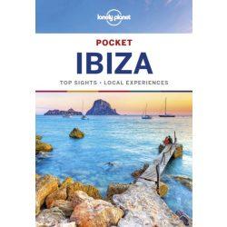 Ibiza útikönyv Lonely Planet Pocket Ibiza, angol 2018