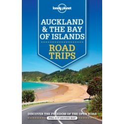 Road Trips Lonely Planet Auckland & The Bay of Islands 2016 Auckland útikönyv angol