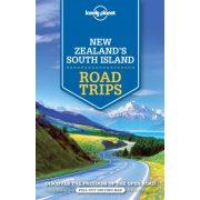 Road Trips New Zealand's South Island Lonely Planet Új-Zéland útikönyv 2018 angol